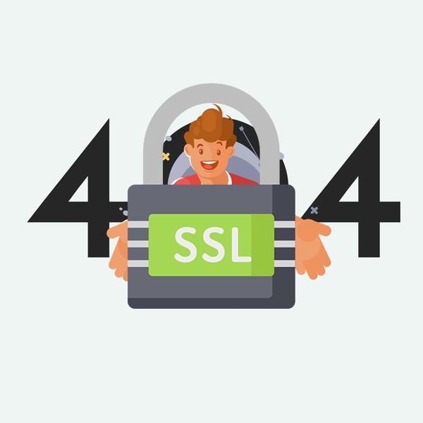 رفع خطای ۴۰۴ پس از نصب SSL در وردپرس و کنترل پنل دایرکت ادمین
