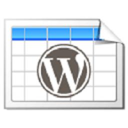 ساخت و مدیریت جداول وردپرس با افزونه TablePress