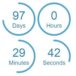 افزونه شمارش معکوس وردپرس Countdown Timer
