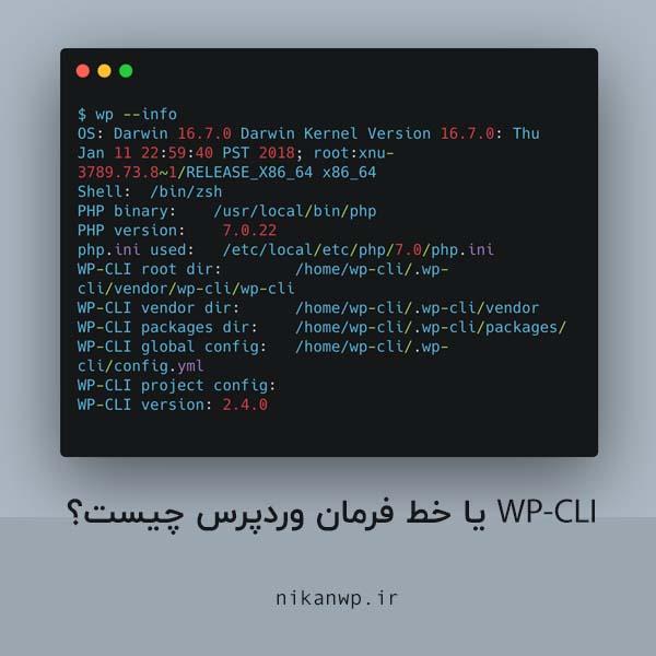 WP-CLI چیست؟ راهنمای نصب و استفاده از خط فرمان وردپرس